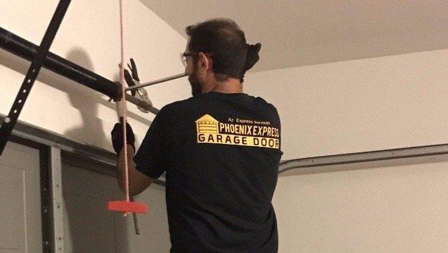 Mix · phoenix express garage door repair of gilbert